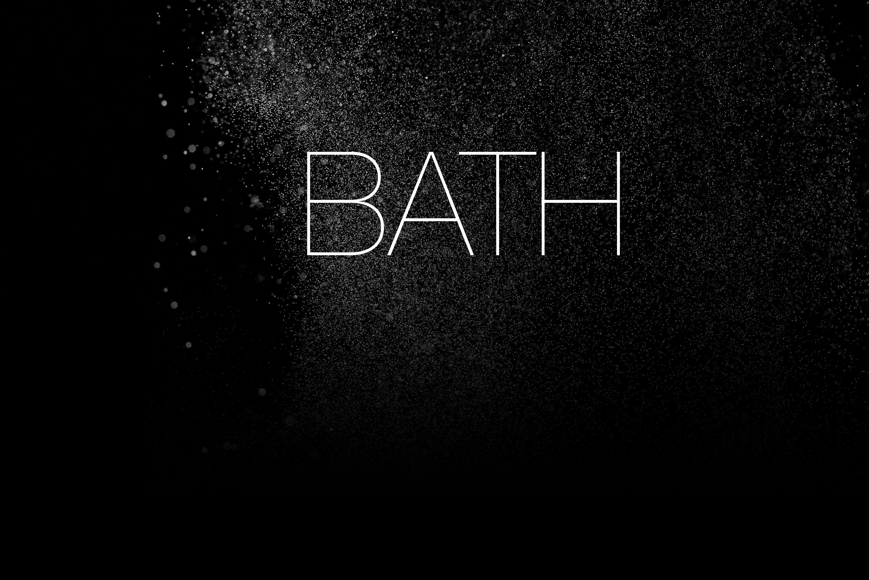 COVER-BATH